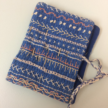 The Stiched Needle Book